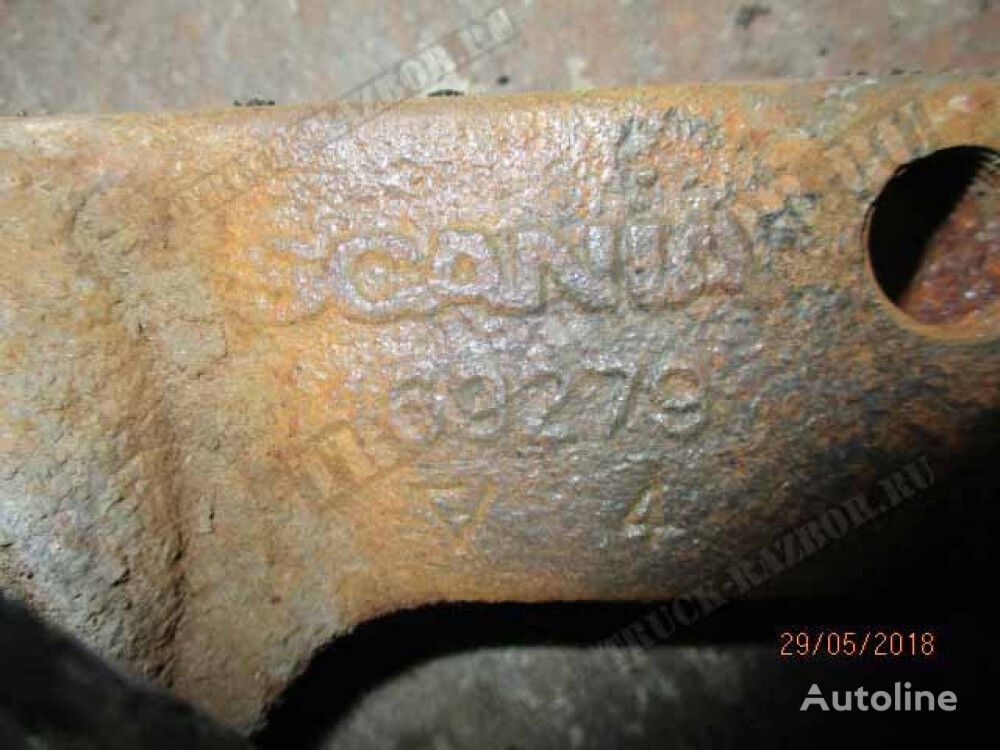kronshteyn dvigatelya, L (1469279) fasteners for SCANIA tractor unit