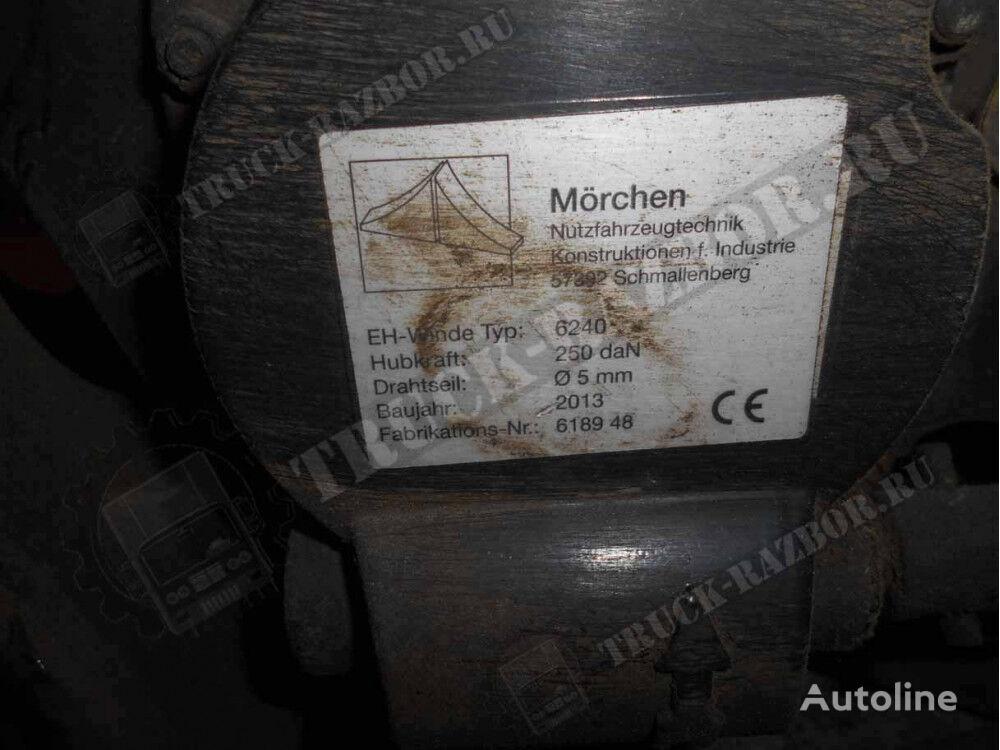 kronshteyn zapaski (81424015344) fasteners for MAN tractor unit