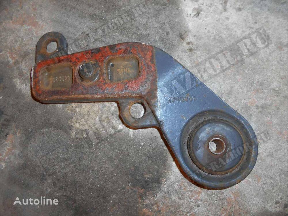 DAF kronshteyn perednego amortizatora nizhniy, R (1740951) fasteners for DAF tractor unit