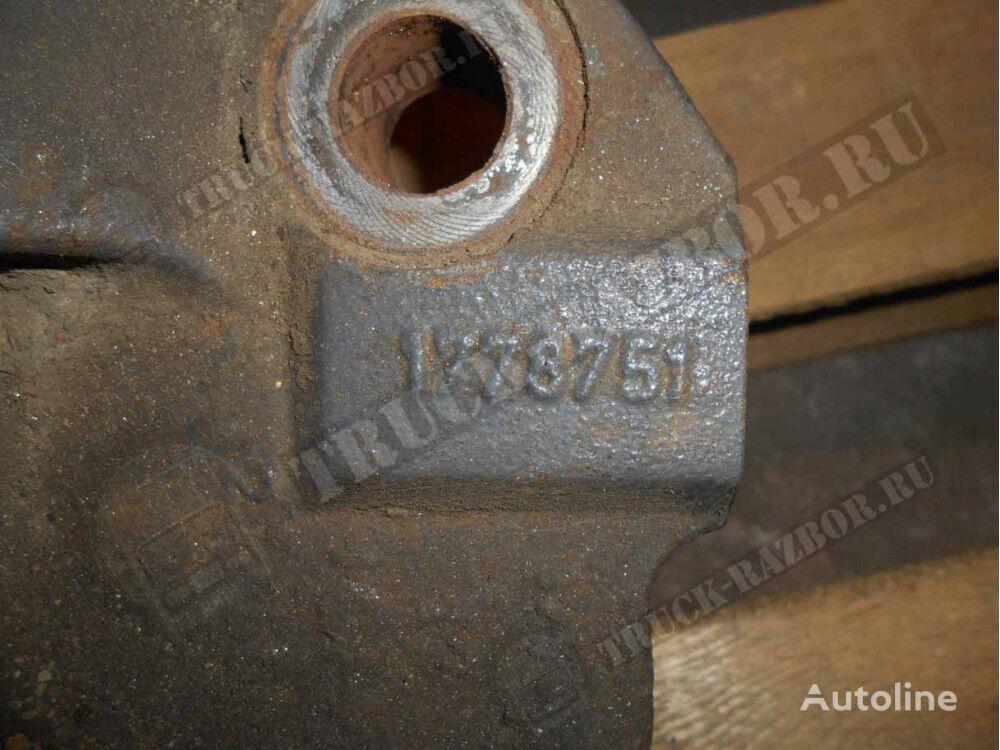 DAF kronshteyn pnevmoressory, R fasteners for tractor unit
