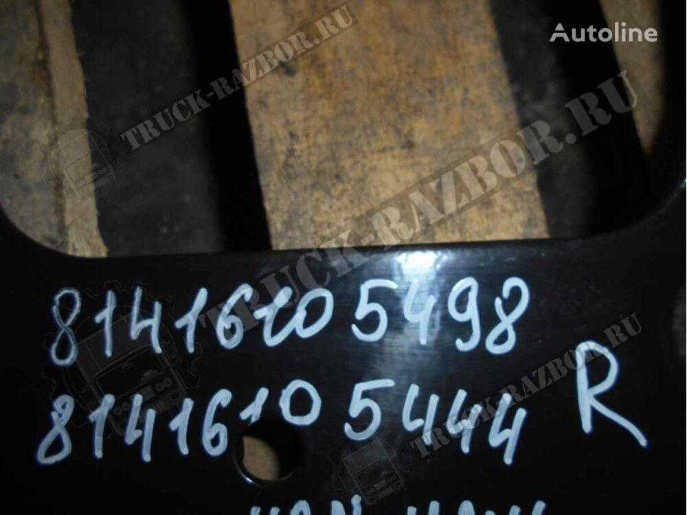 MAN derzhatel bampera fasteners for MAN R tractor unit