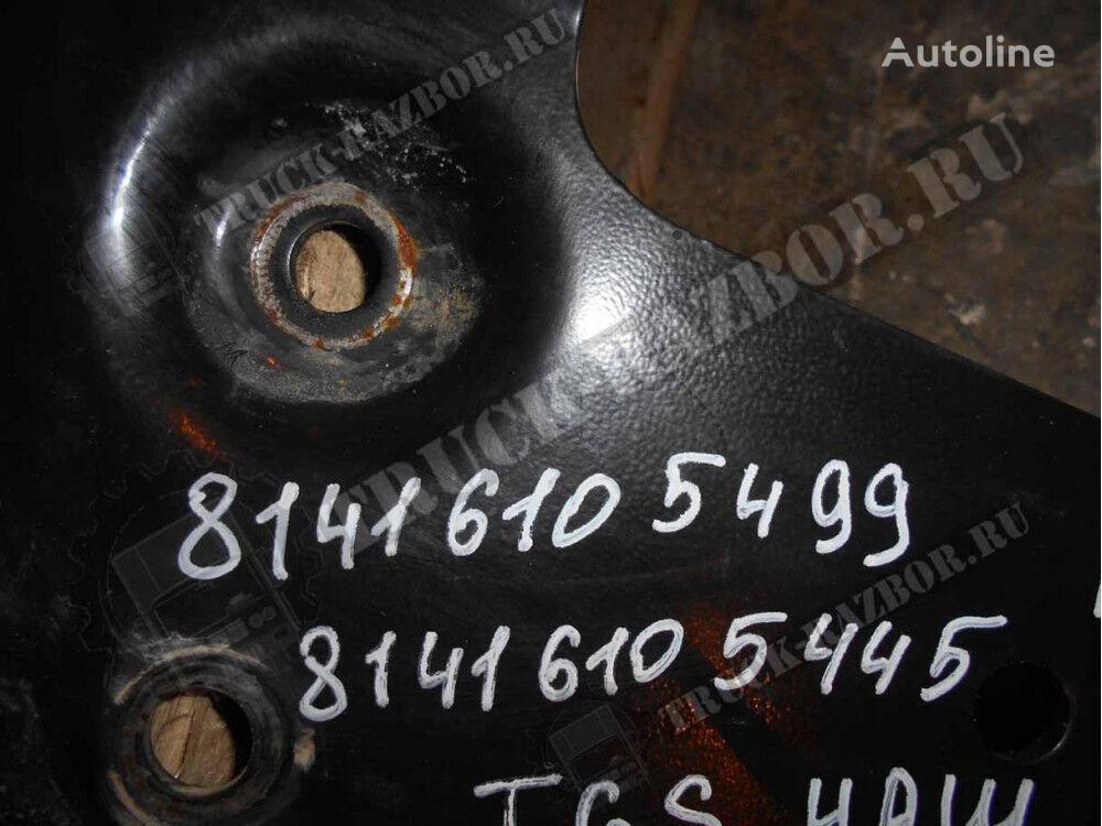 MAN derzhatel bampera fasteners for MAN L tractor unit