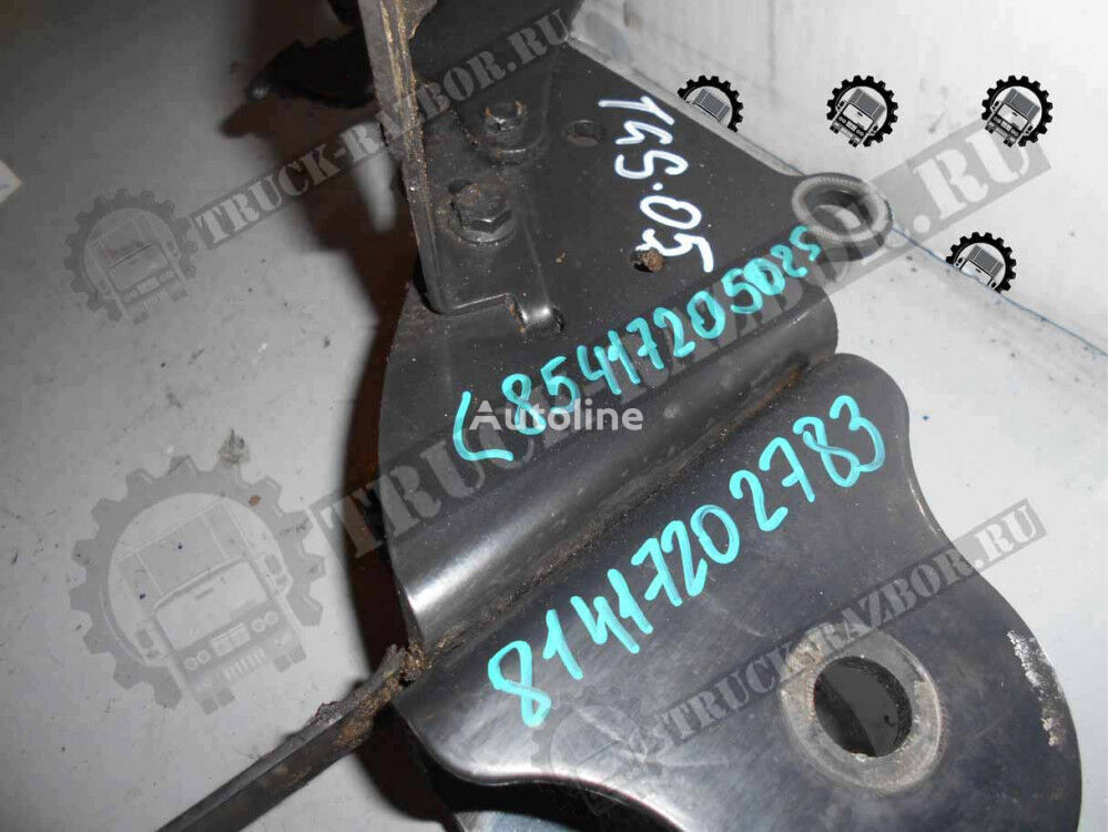 MAN kronshteyn kabiny (kronshteyn krepleniya torsiona) (85417205025) fasteners for MAN L tractor unit