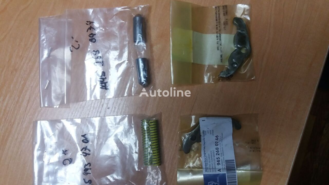 MERCEDES-BENZ G210-16, G240-16 fasteners for MERCEDES-BENZ ACTROS  tractor unit