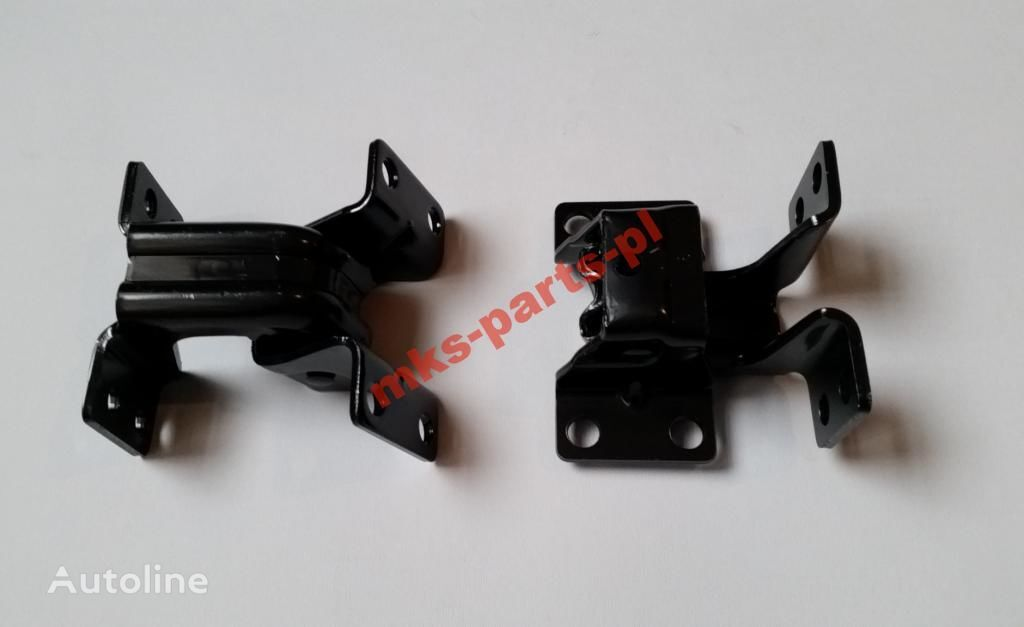 new - HINGES SET - ZAWIASY - KOMPLET fasteners for MITSUBISHI CANTER FUSO truck