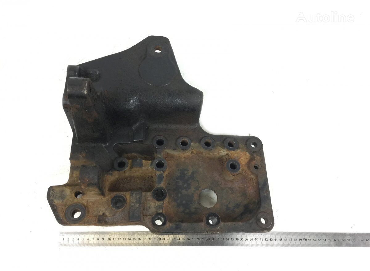 Leaf Spring Bracket, Front Axle Front Left RENAULT fasteners for RENAULT Midlum (2000-) tractor unit