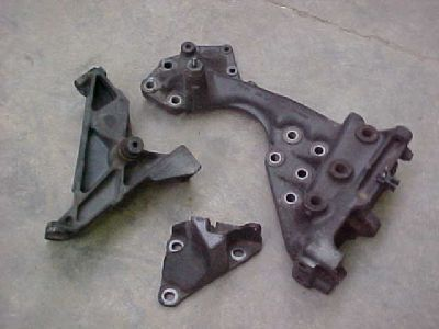 SCANIA Cabine chassis steunen R P94 fasteners for SCANIA  R  P94 truck