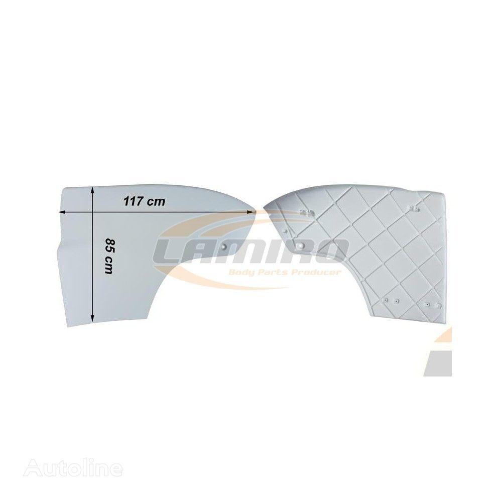 SCANIA HIGHLINE CABIN UPPER SPOILER RIGHT fasteners for SCANIA  5 (2003-2009) truck