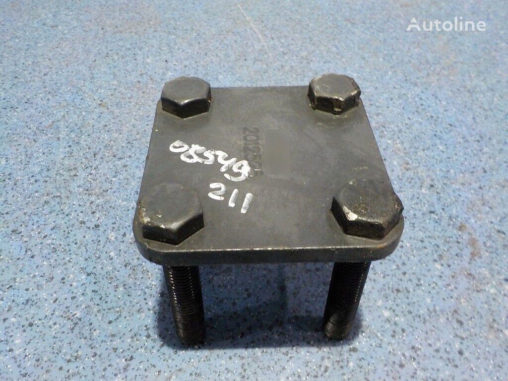 SCANIA Krepezhnaya planka fasteners for SCANIA truck