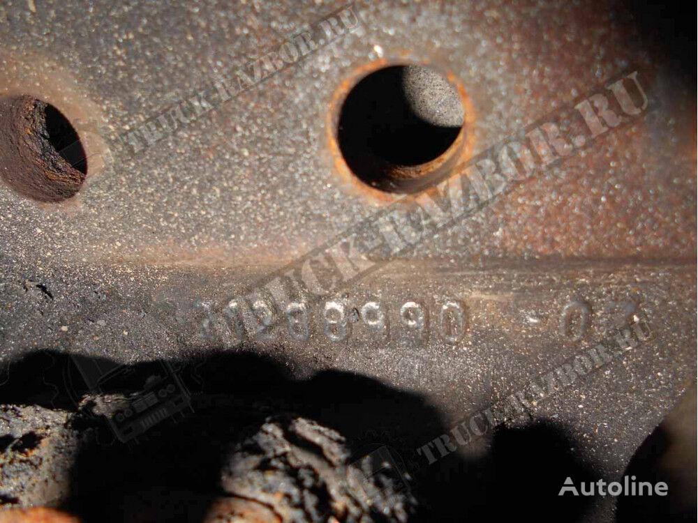 VOLVO kronshteyn perednego bampera fasteners for VOLVO L tractor unit