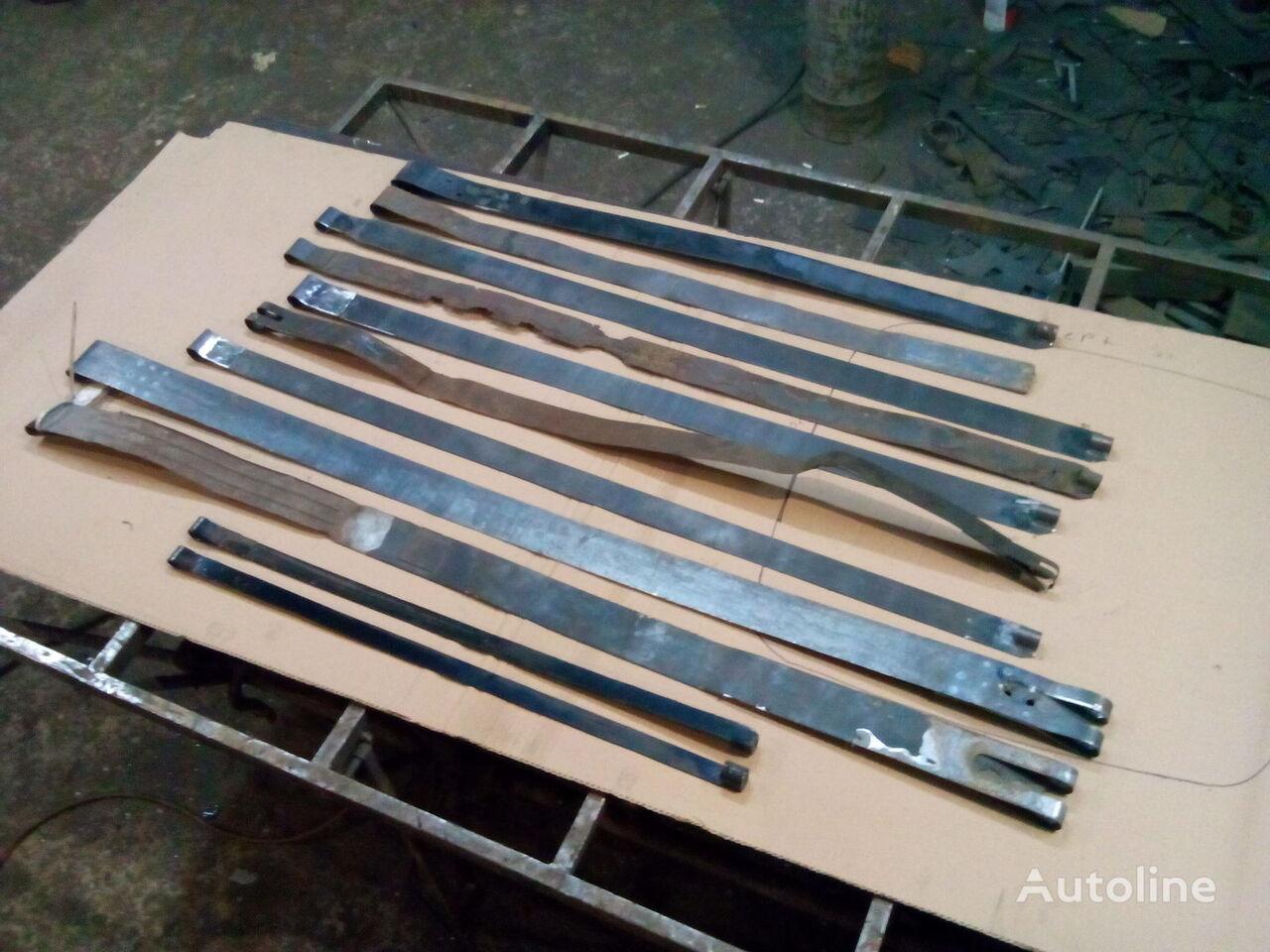 VOLVO Lenty krepleniya toplivnogo baka fasteners for VOLVO Renault Dxi truck
