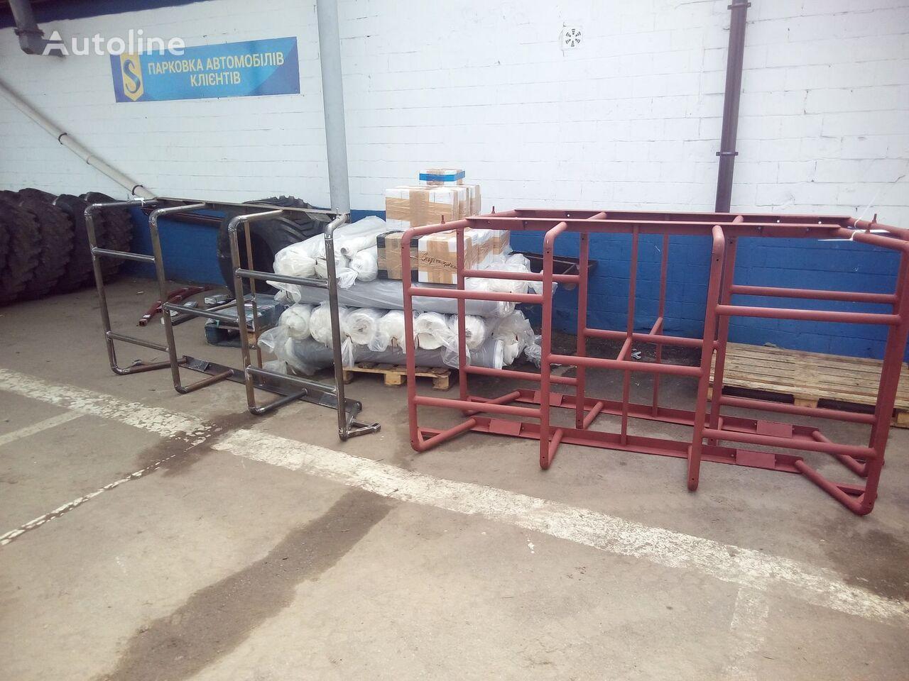 Korzina dlya zapasnogo kolesa fasteners for semi-trailer