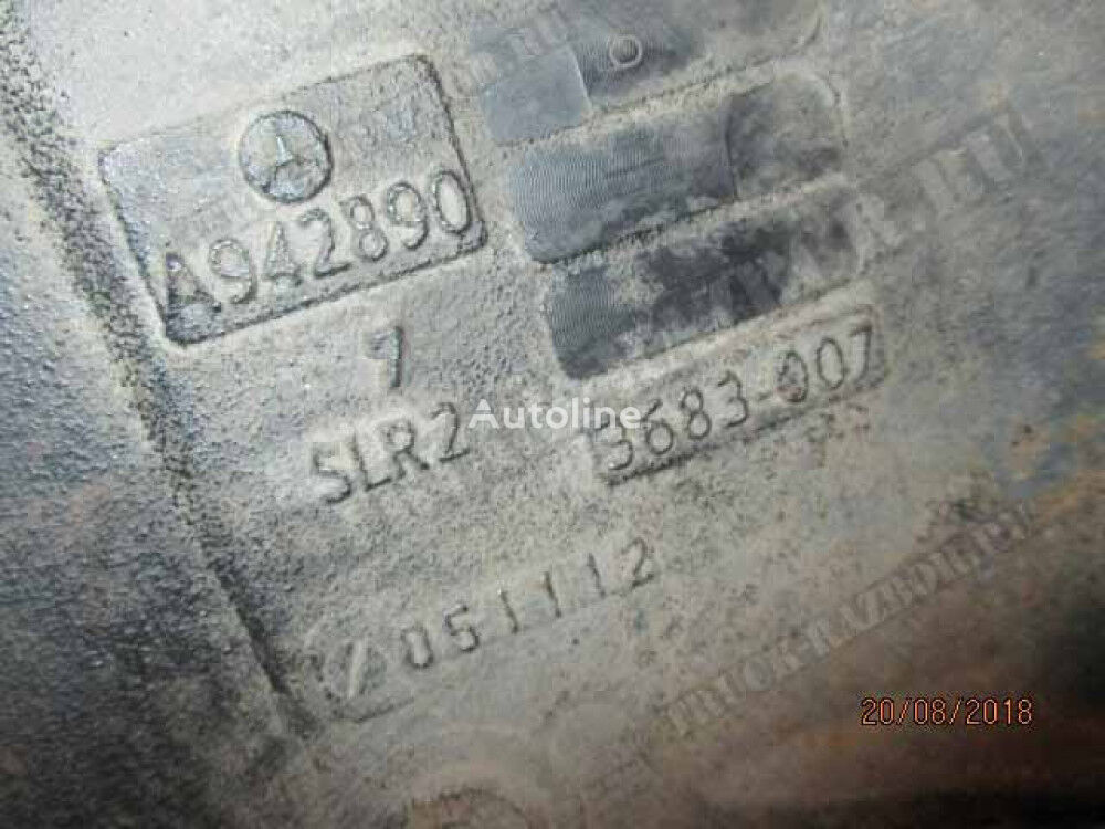 kronshteyn kabiny, R (9428903683) fasteners for MERCEDES-BENZ tractor unit