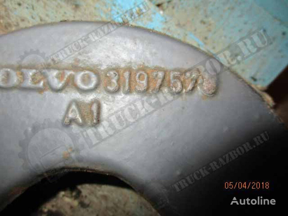 kronshteyn reaktivnoy tyagi fasteners for VOLVO tractor unit