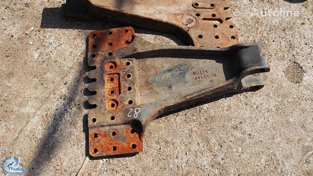 Kronshteyn reaktivnoy tyagi fasteners for truck