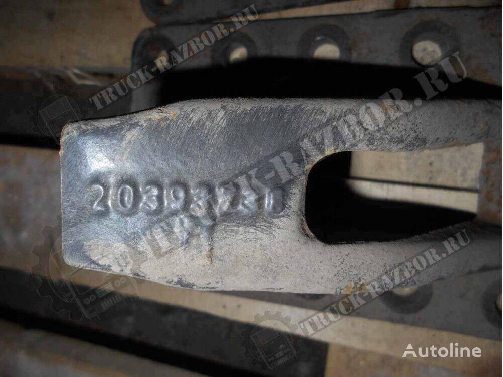 kronshteyn reaktivnoy tyagi (anker) Volvo (20393738) fasteners for tractor unit