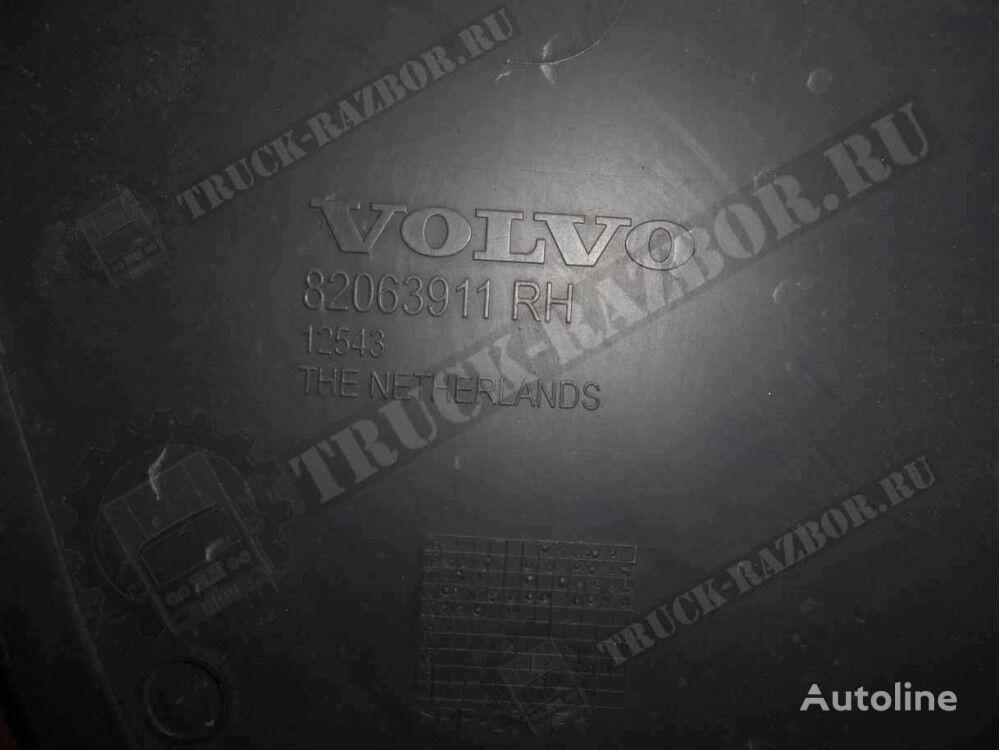 nakladka v reshetku radiatora, (82063911) fasteners for VOLVO R tractor unit