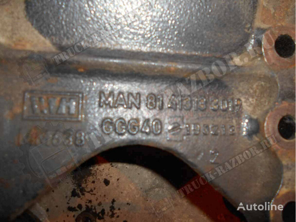 peredney ressory (81413133019) fasteners for MAN L    tractor unit