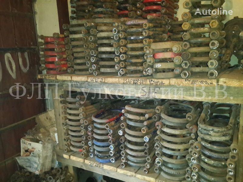 Stremyanka b/u Stremyanka b/u fasteners for semi-trailer