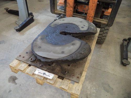 DAF fifth wheel for DAF XF 105 tractor unit