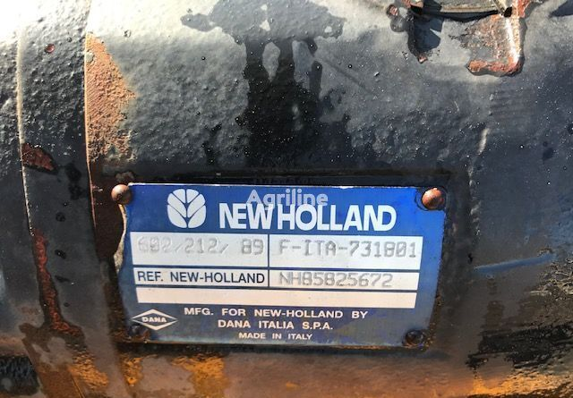 final drive for NEW HOLLAND tractor