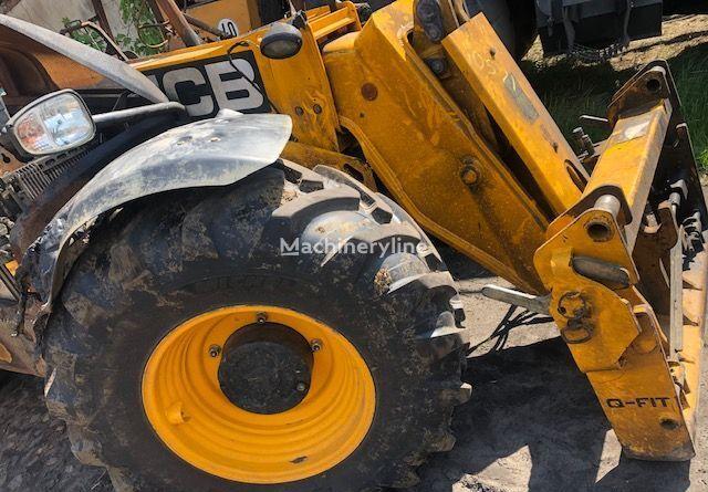final drive for JCB 4cx excavator