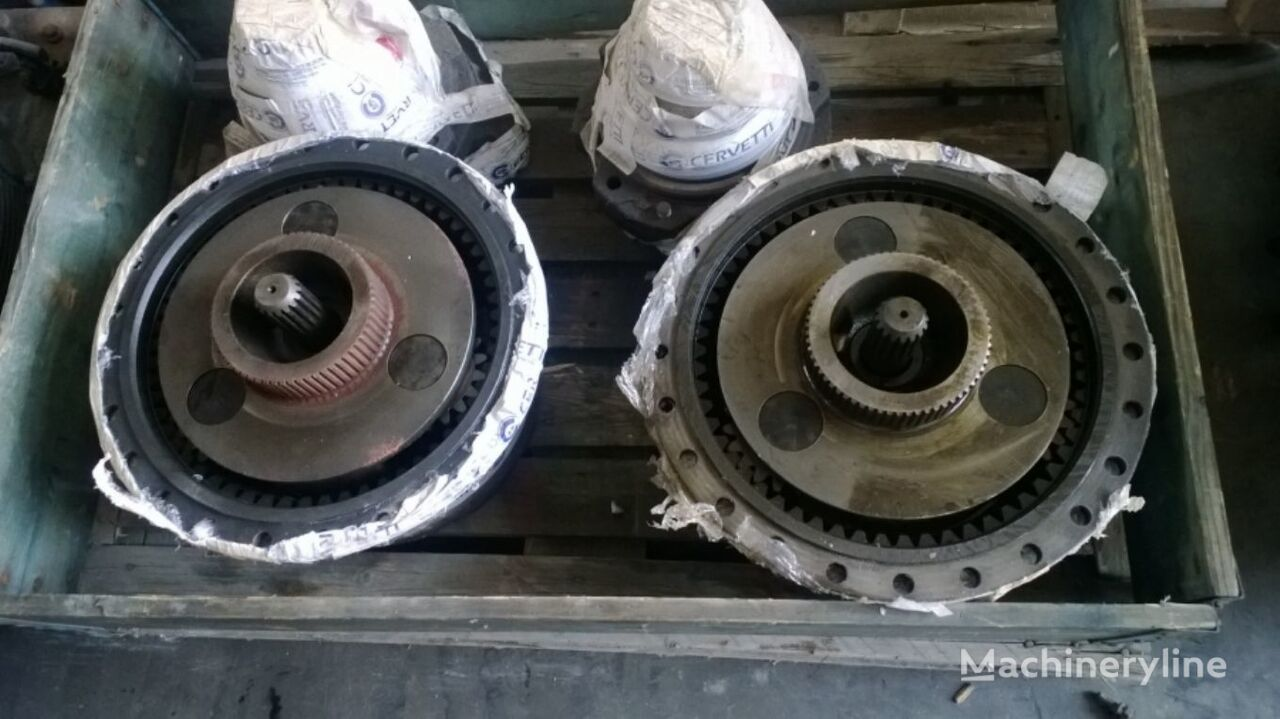 FINAL DRIVE GP AND DRIVE MOTOR GP final drive for FIAT-HITACHI FH300.2 30T0382K excavator