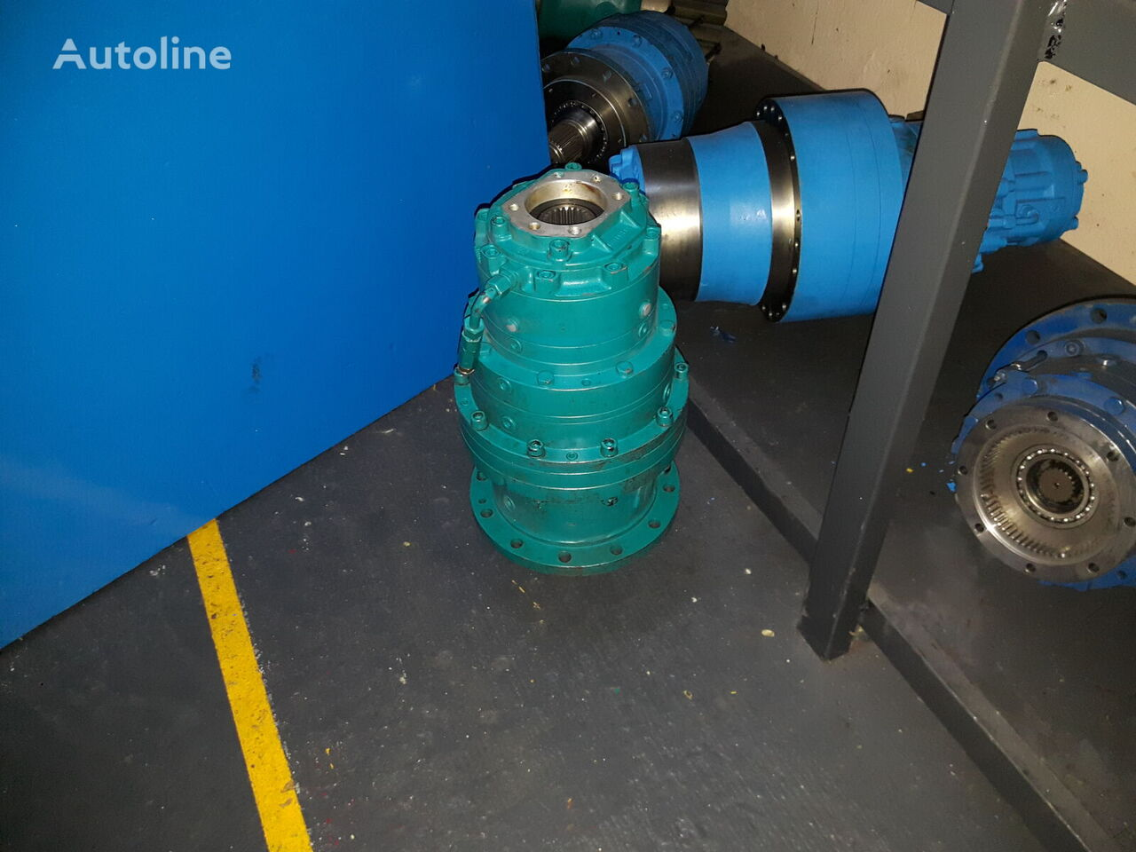 new SPARE PARTS (99981) final drive for SERMAC  concrete pump