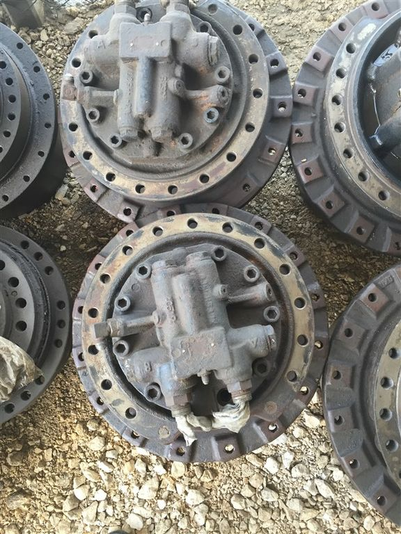 USED HITACHI ZX210 ZX225 ZX230 ZX240 ZX250 EXCAVATOR REDUCER and final drive for HITACHI ZX210LC / ZX210LCH / ZX225 / ZX230 / ZX240 / ZX250 excavator