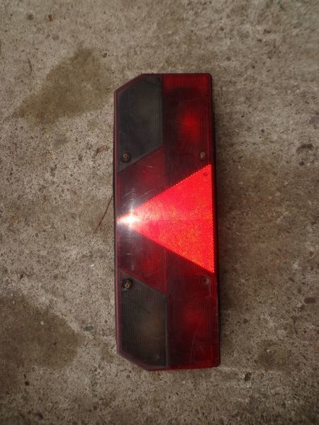 flashlight for KÖGEL semi-trailer