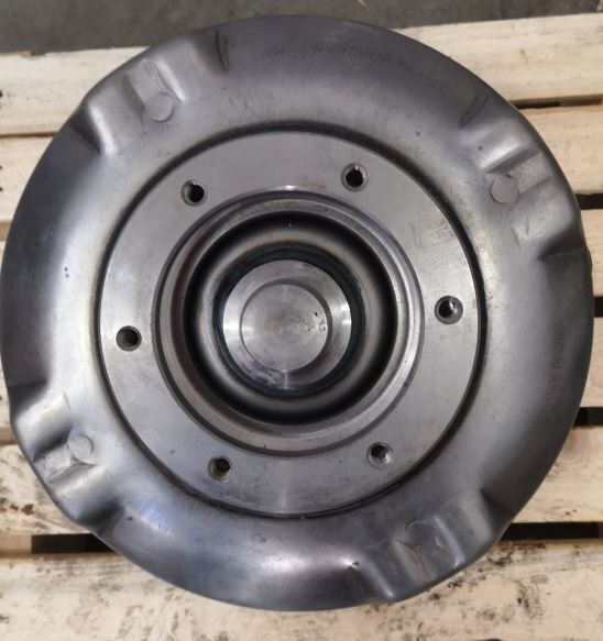 new (2934984) fluid coupling for CASE backhoe loader