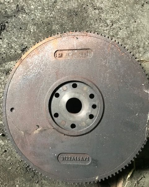 flywheel for JOHN DEERE 4039 tractor