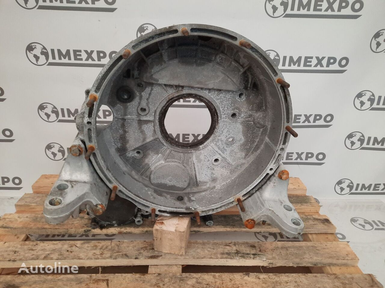 RENAULT WORLDWIDE DELIVERY flywheel housing for RENAULT PREMIUM DXI tractor unit