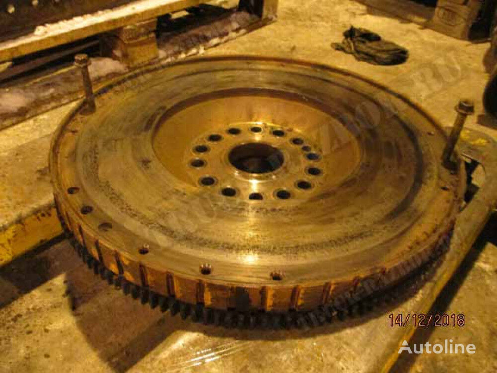 D13 flywheel for VOLVO tractor unit