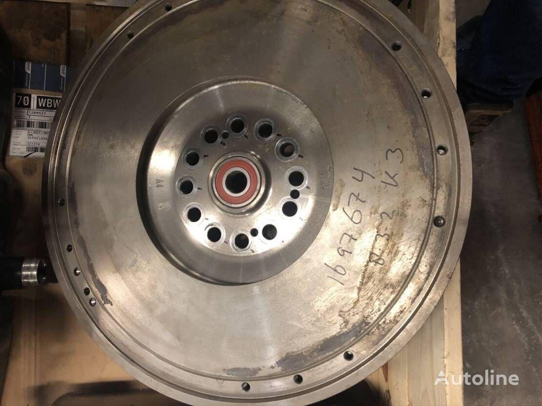 DAF EURO 6 flywheel for truck