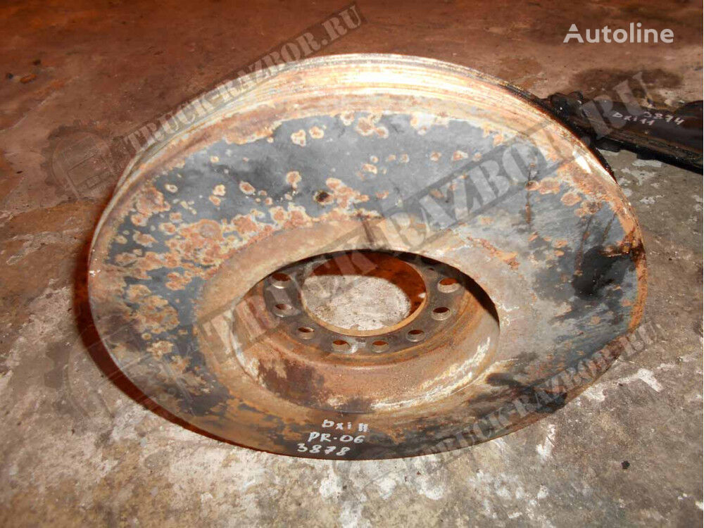 RENAULT dempfer dvigatelya flywheel for RENAULT tractor unit