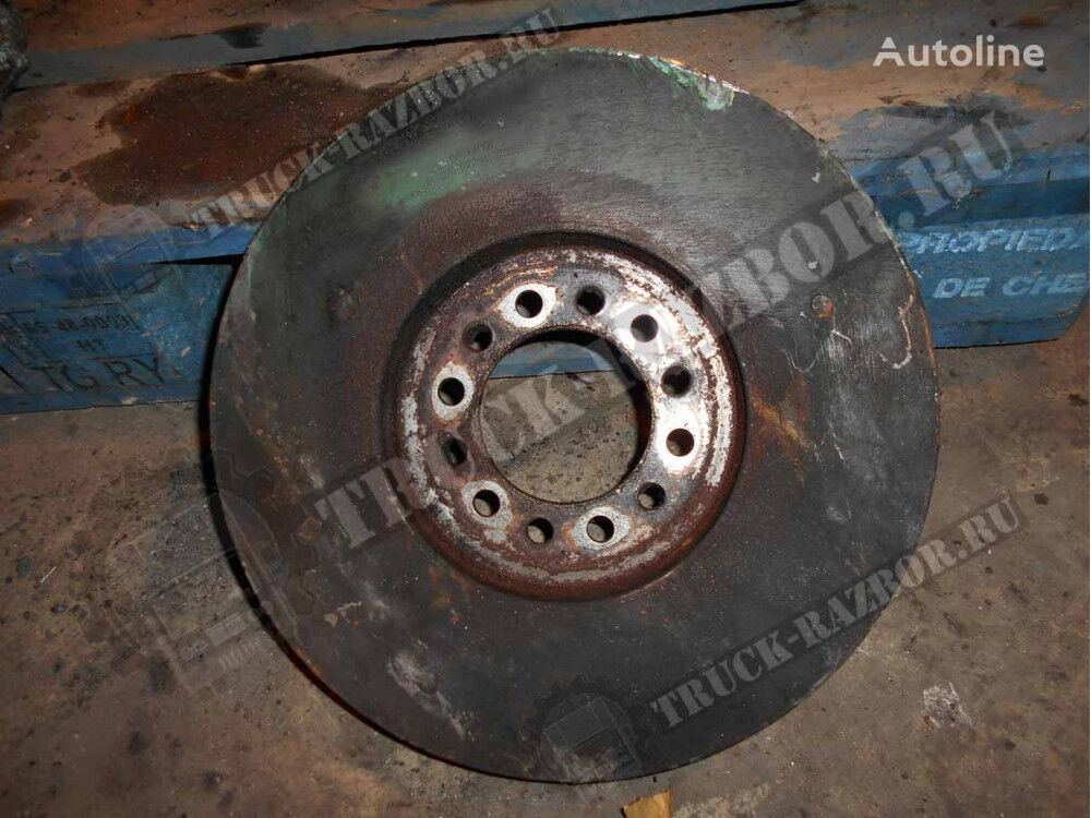 dempfer DVS (20792248) flywheel for VOLVO tractor unit