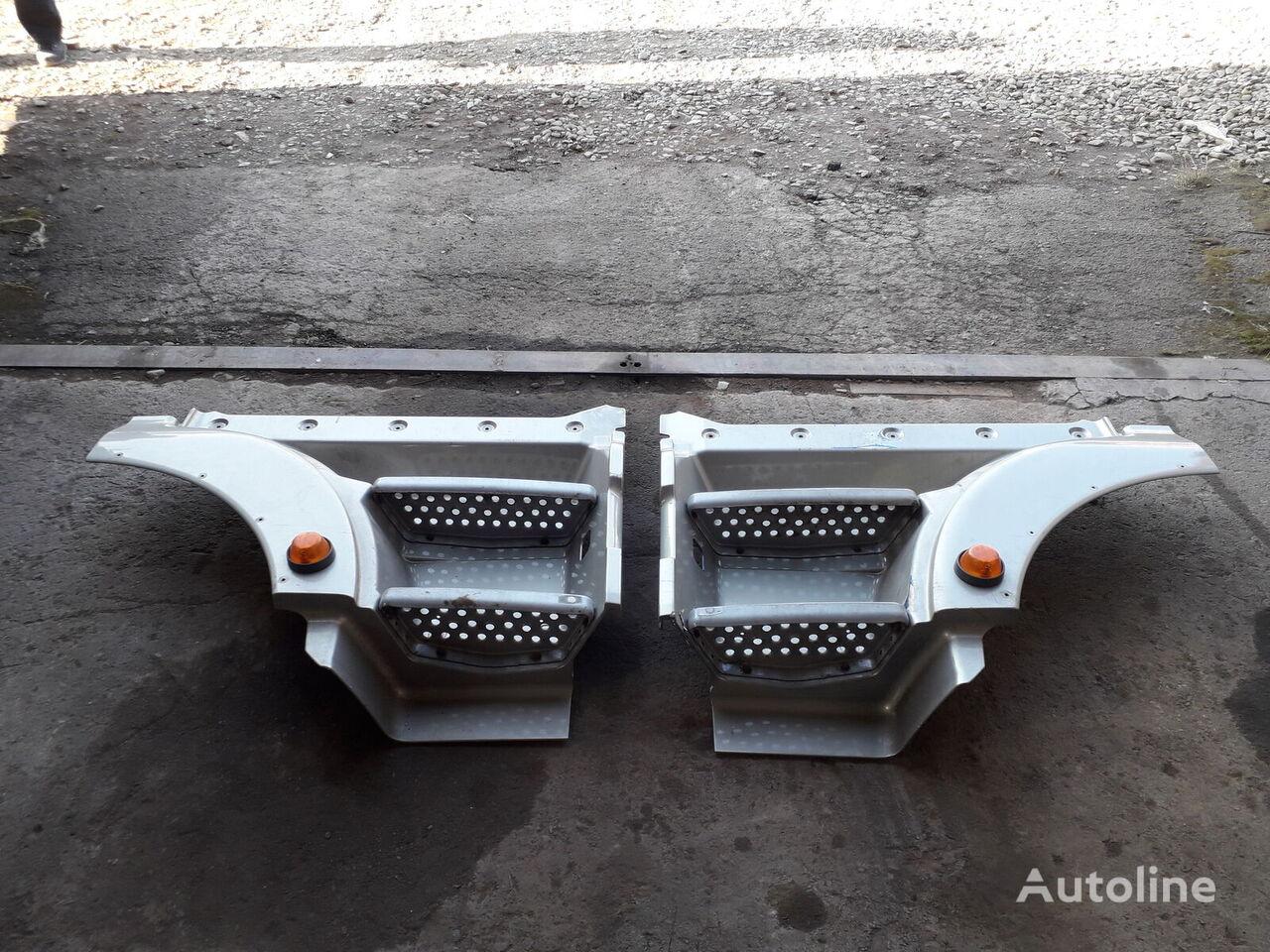 footboard for MAN TGA tractor unit