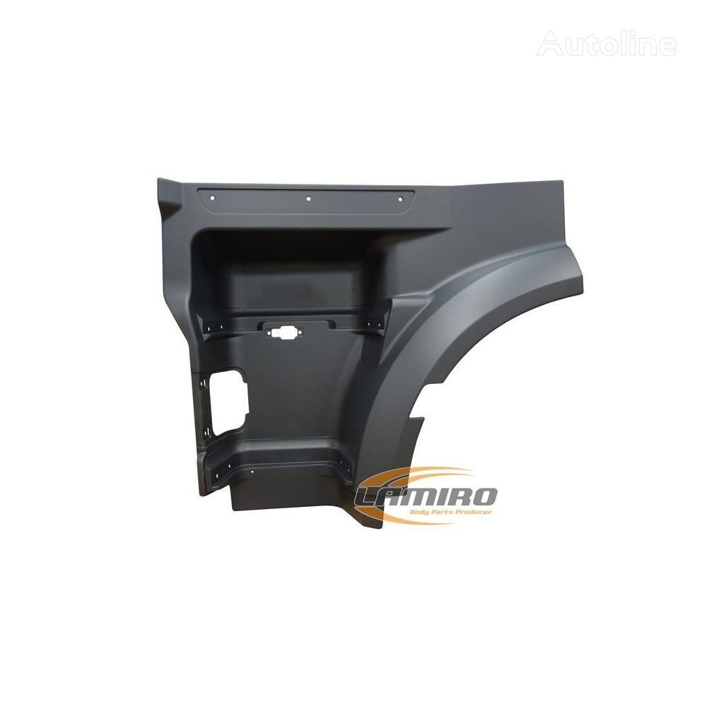 new footboard for DAF XF106 truck
