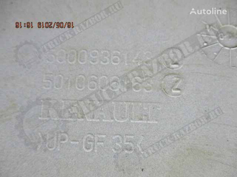korpus, R (5010606163) footboard for RENAULT tractor unit