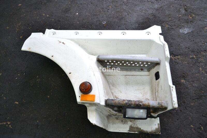 (01.00-) (81615100706) footboard for MAN TGA (2000-2008) truck