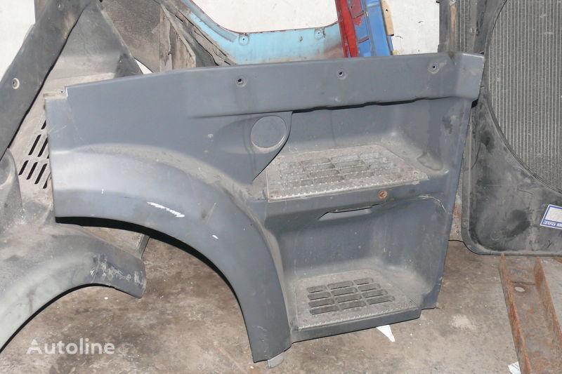DAF footboard for DAF tractor unit