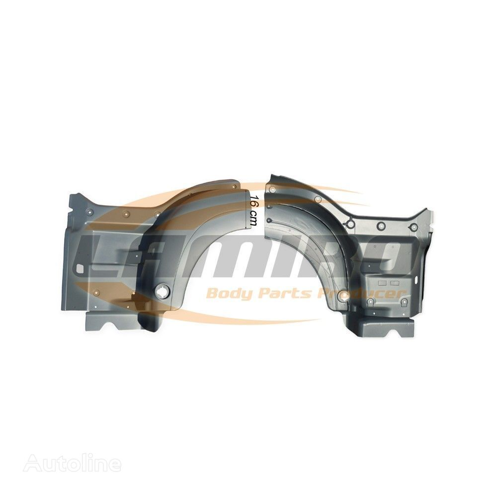 new MAN FOOTSTEP LEFT UPPER footboard for MAN TGS (2013-) truck