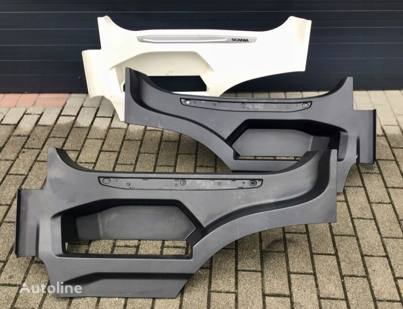 SCANIA footboard for tractor unit