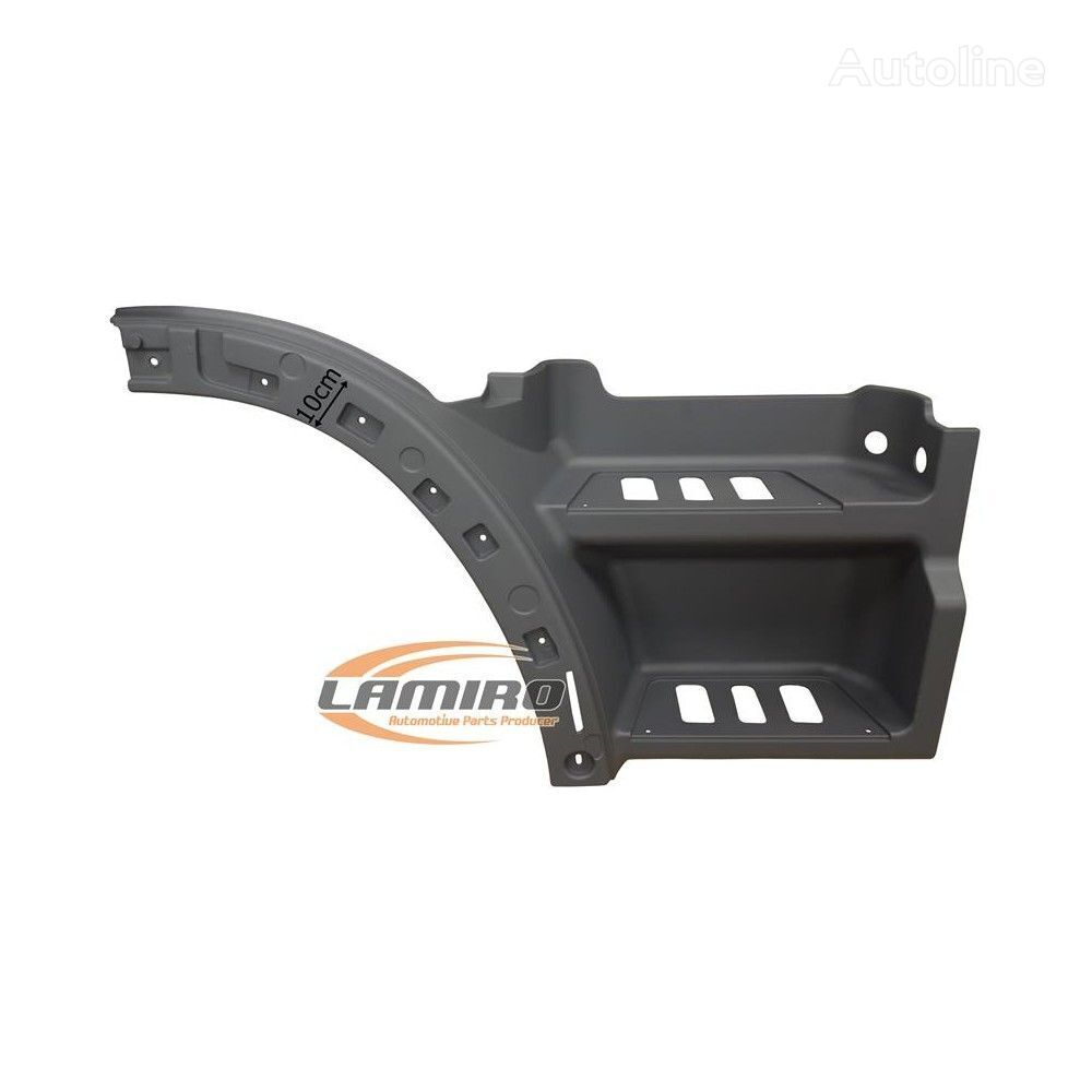 new UPPER FOOTSTEP RIGHT footboard for MERCEDES-BENZ ACTROS MP3 MP2  LS (2008-2011) truck