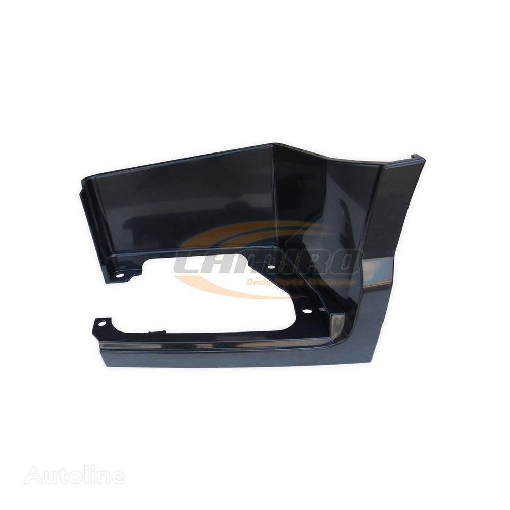 new VOLVO LOW FOOTSTEP COVER LEFT BLACK SHINE footboard for VOLVO FH4 (2013-) truck
