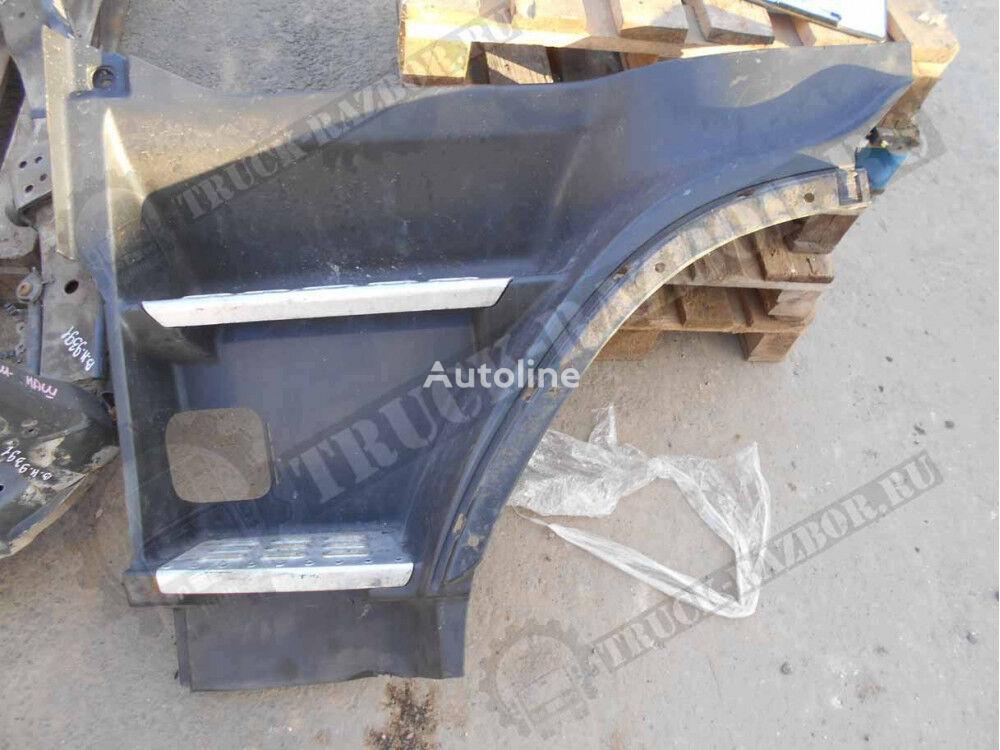 trap v sbore footboard for L   tractor unit