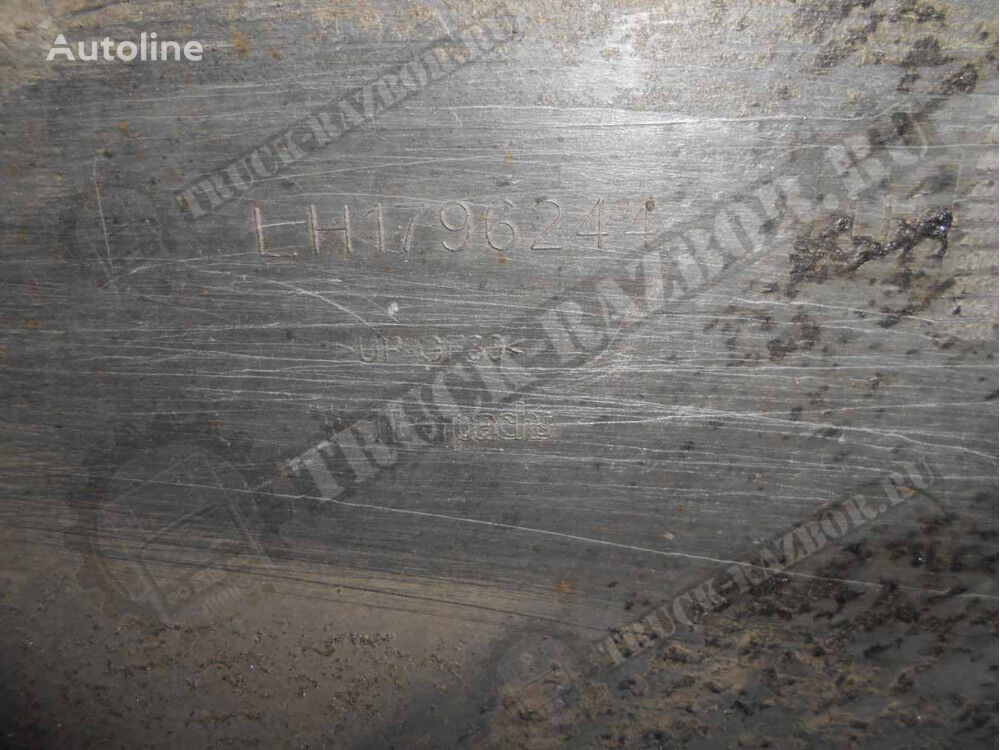 trap v sbore footboard for DAF L   tractor unit