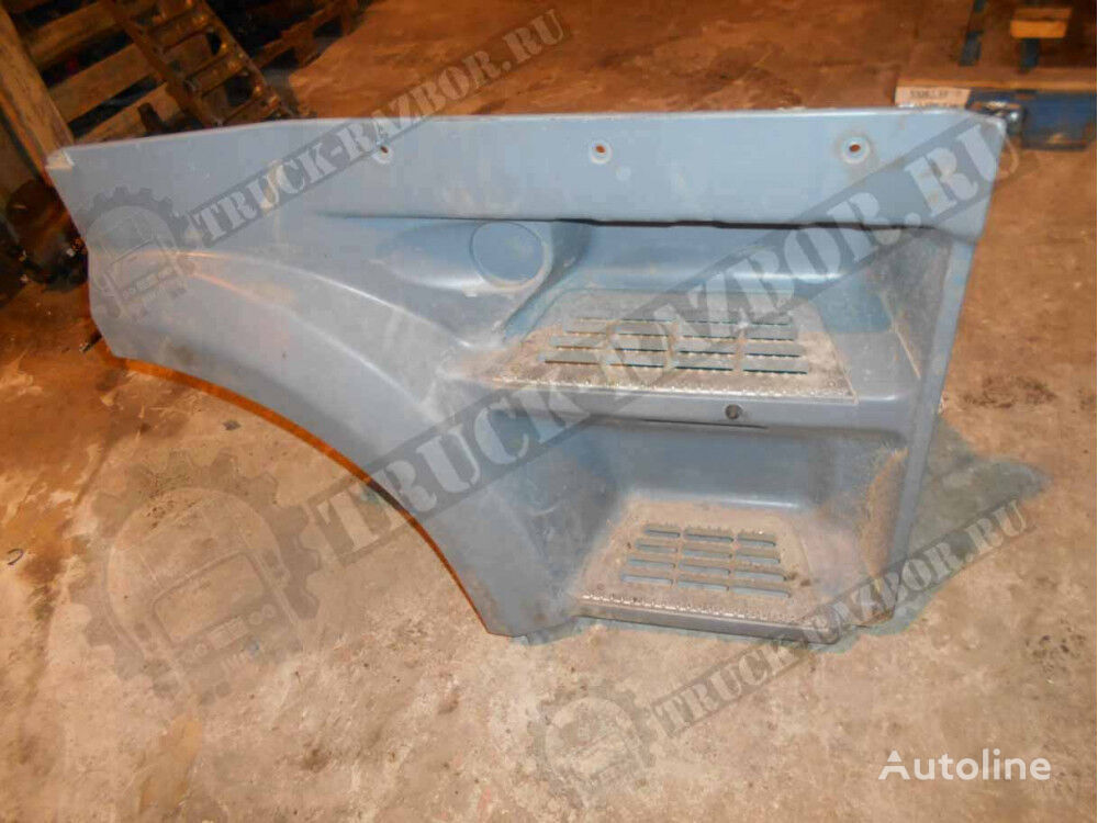 trap v sbore, R footboard for DAF tractor unit