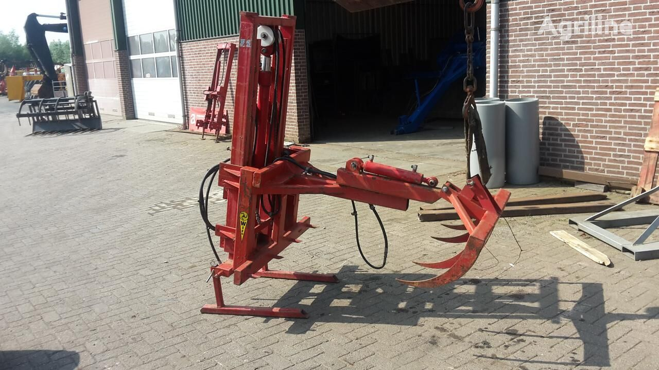 WIFO forklift mast for tractor